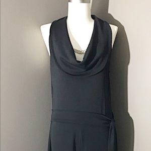PRICE DROP!  Stunning WHBM black jumpsuit!